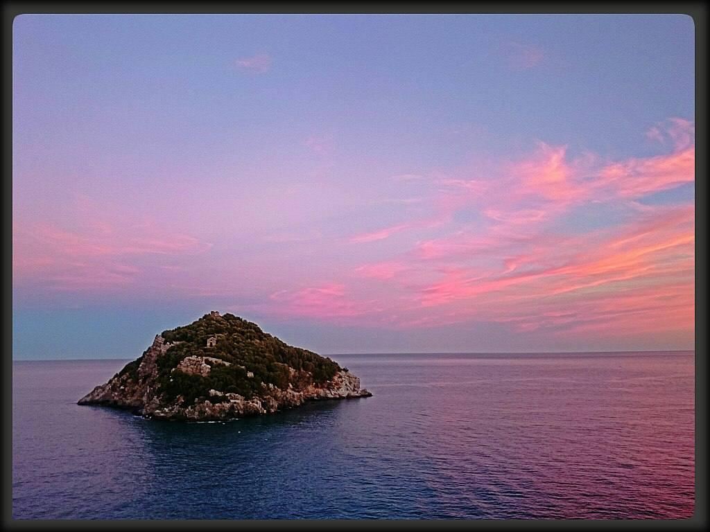 Isola di Bergeggi - immersioni in liguria